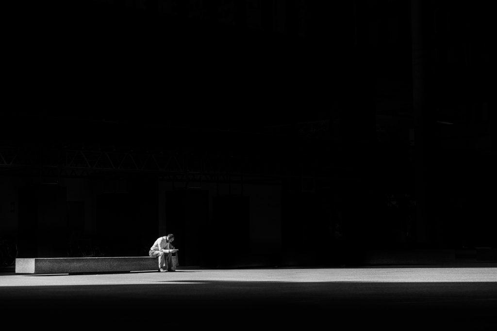 solidão do luto paterno